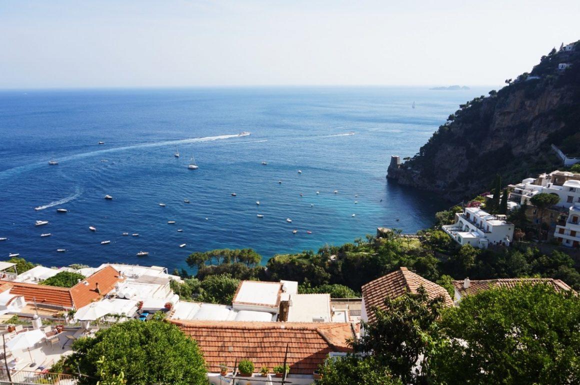 Positano i Zatoka Neapolitańska - jedno z najpiękniejszych miejsc na świecie