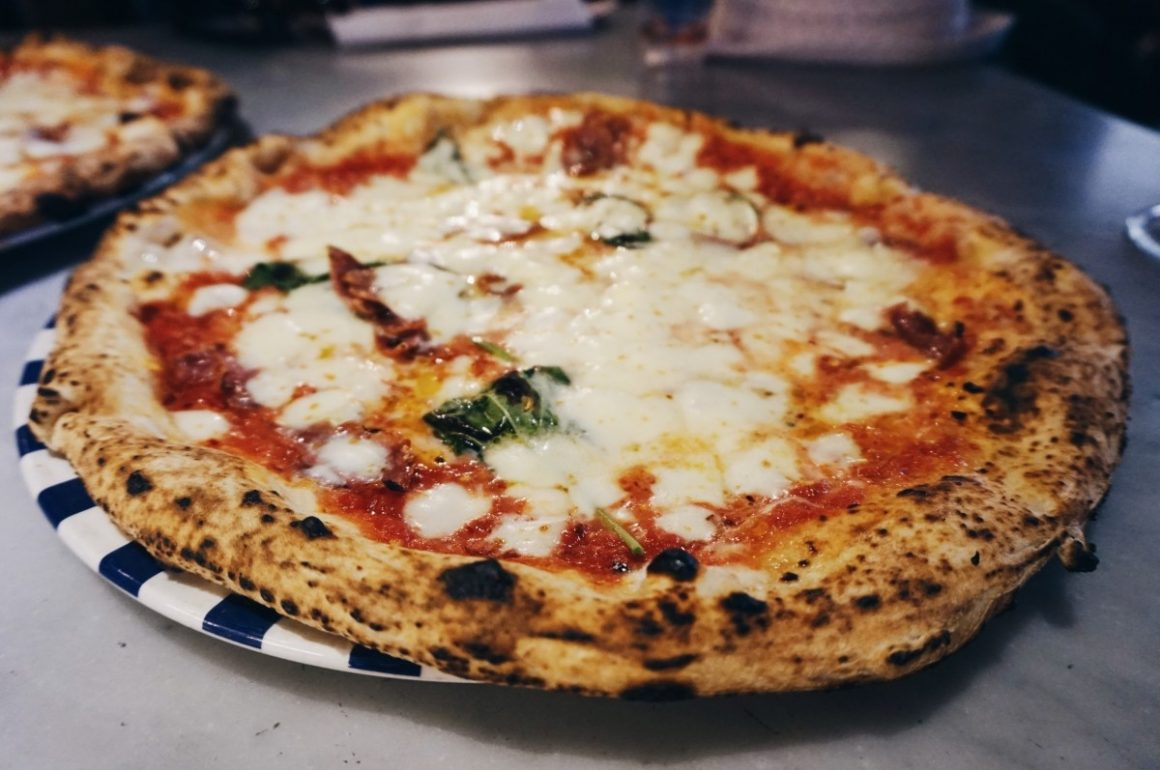 Best pizza in Naples - Gino Sorbillo and L'antica Pizzeria da Michele