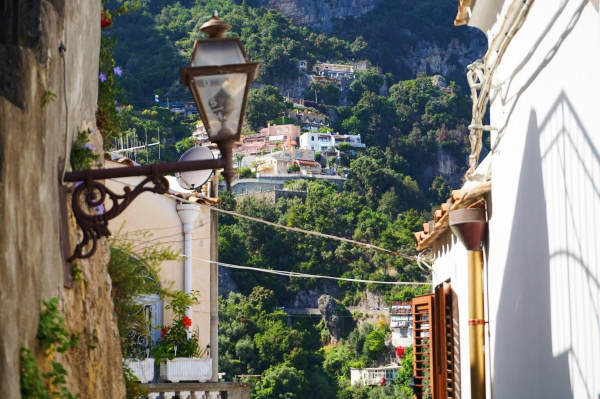 Amazing Positano - views