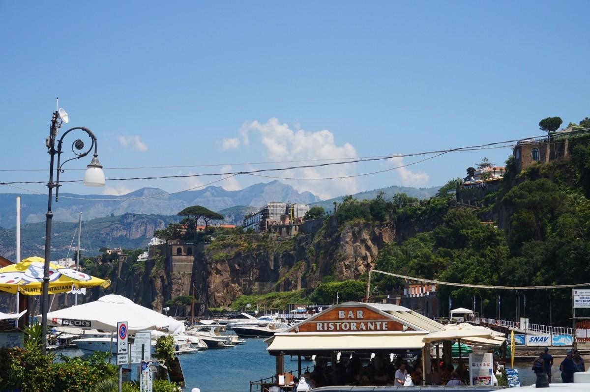Horbour in Sorrento
