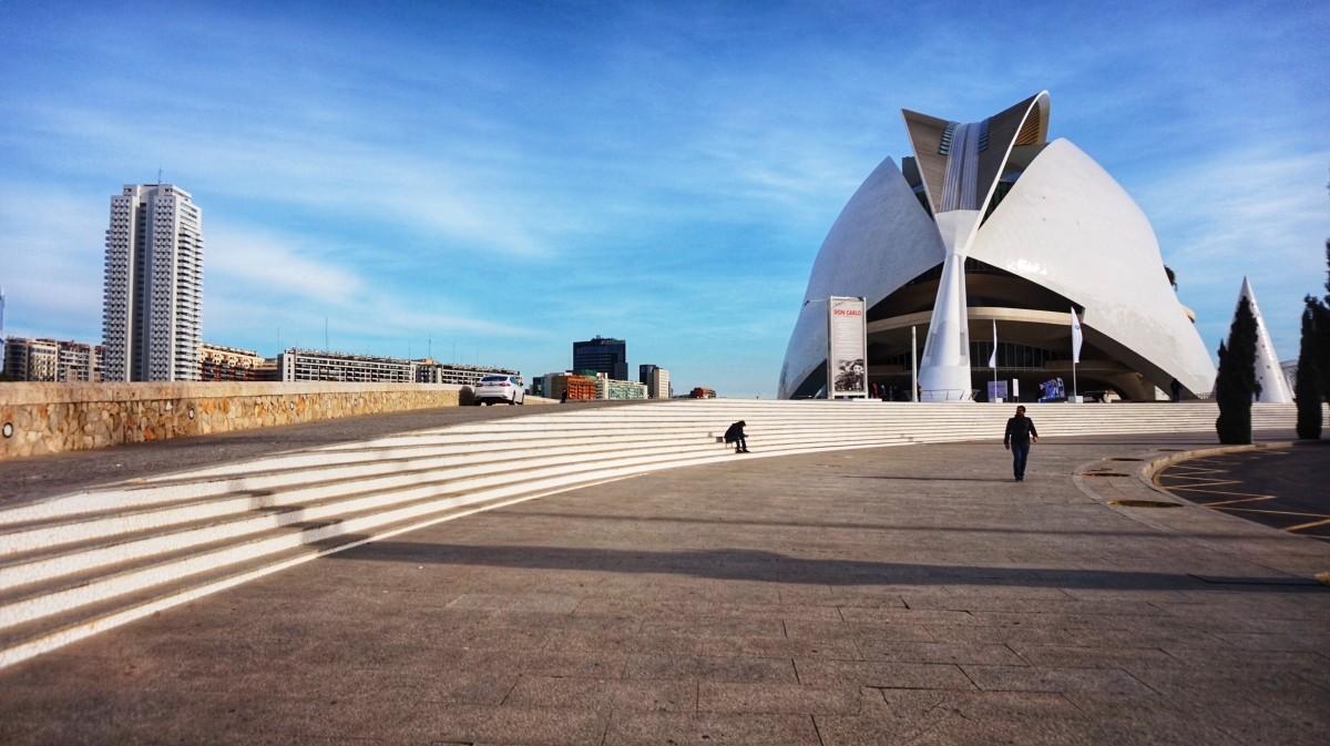 Ciudad de Las Artes Walencja