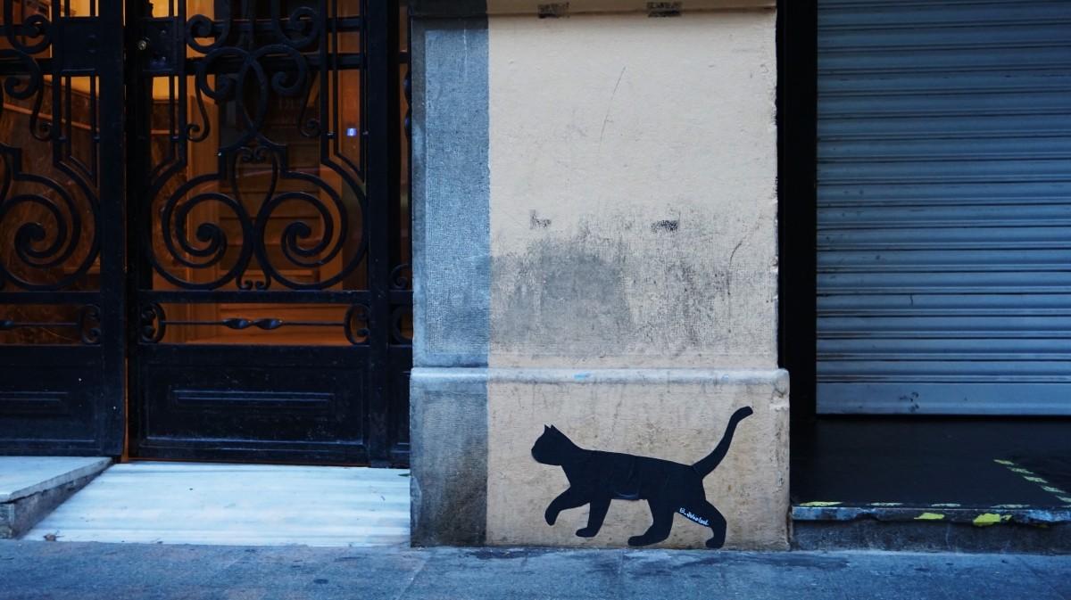Dzielnica Ruzafa w Walencji