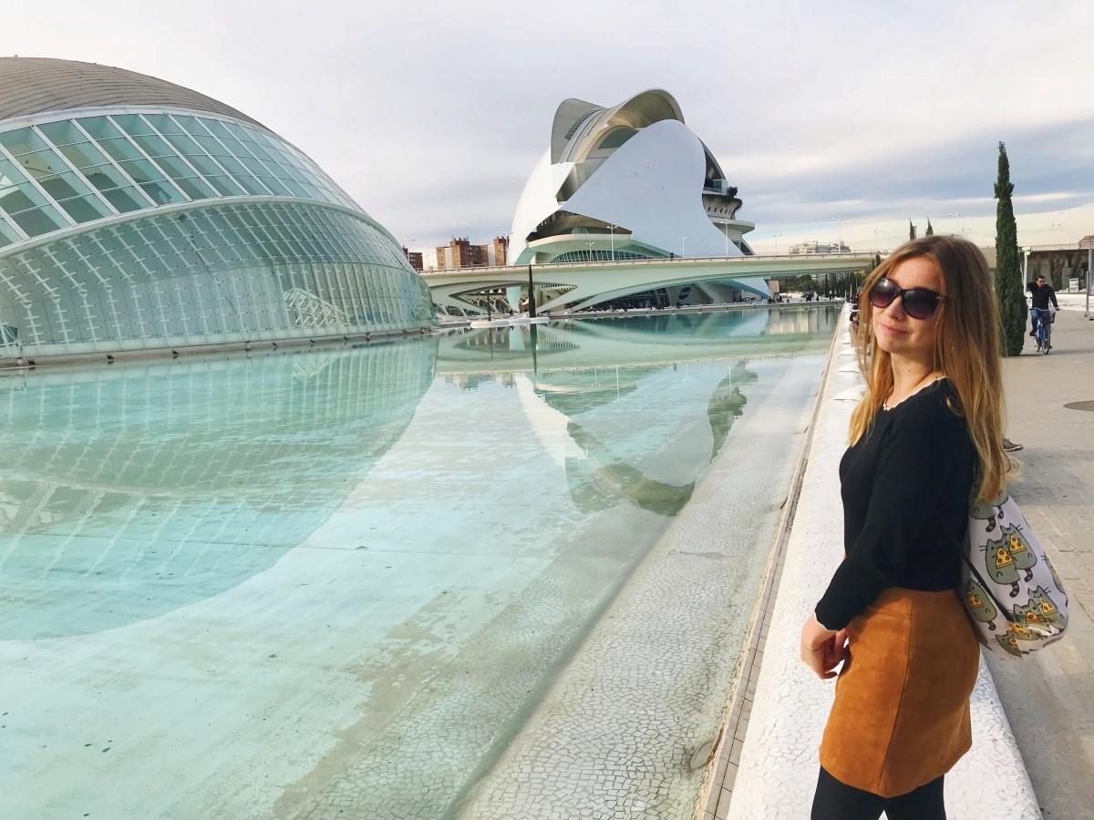 Ciudad de las Artes - Walencja