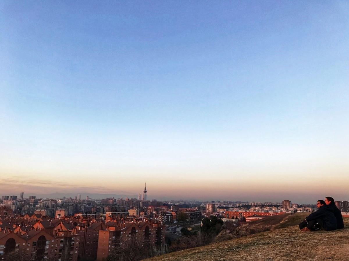 Park de Siete Tetas Madryt