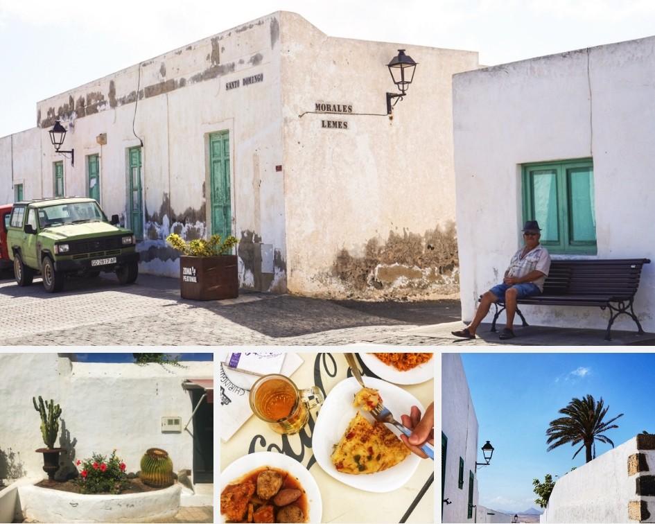 Malownicze miasteczko Teguise na Lanzarote