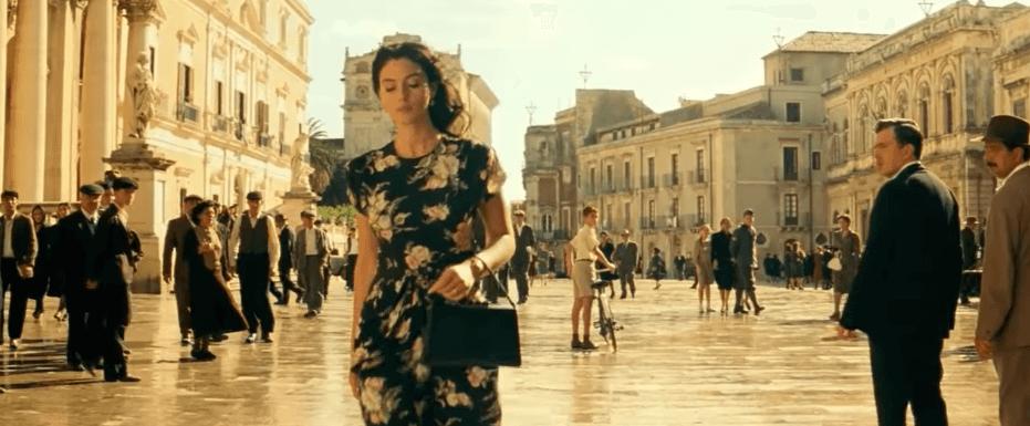 Malena - filmy z Sycylią w tle